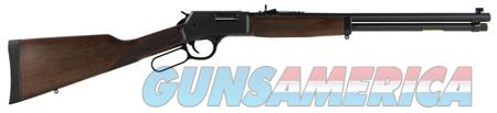 "Henry H012M41 Big Boy Steel  Lever 41 Remington Magnum 20"" 10+1 American Walnut Stk Blued  Guns > Rifles > Henry Rifles - Replica"