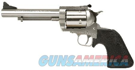 "Magnum Research BFR500JRH7 BFR Short Cylinder SS 500 JRH 5 Round 7.50"" Stainless Steel Black  Guns > Pistols > MN Misc Pistols"