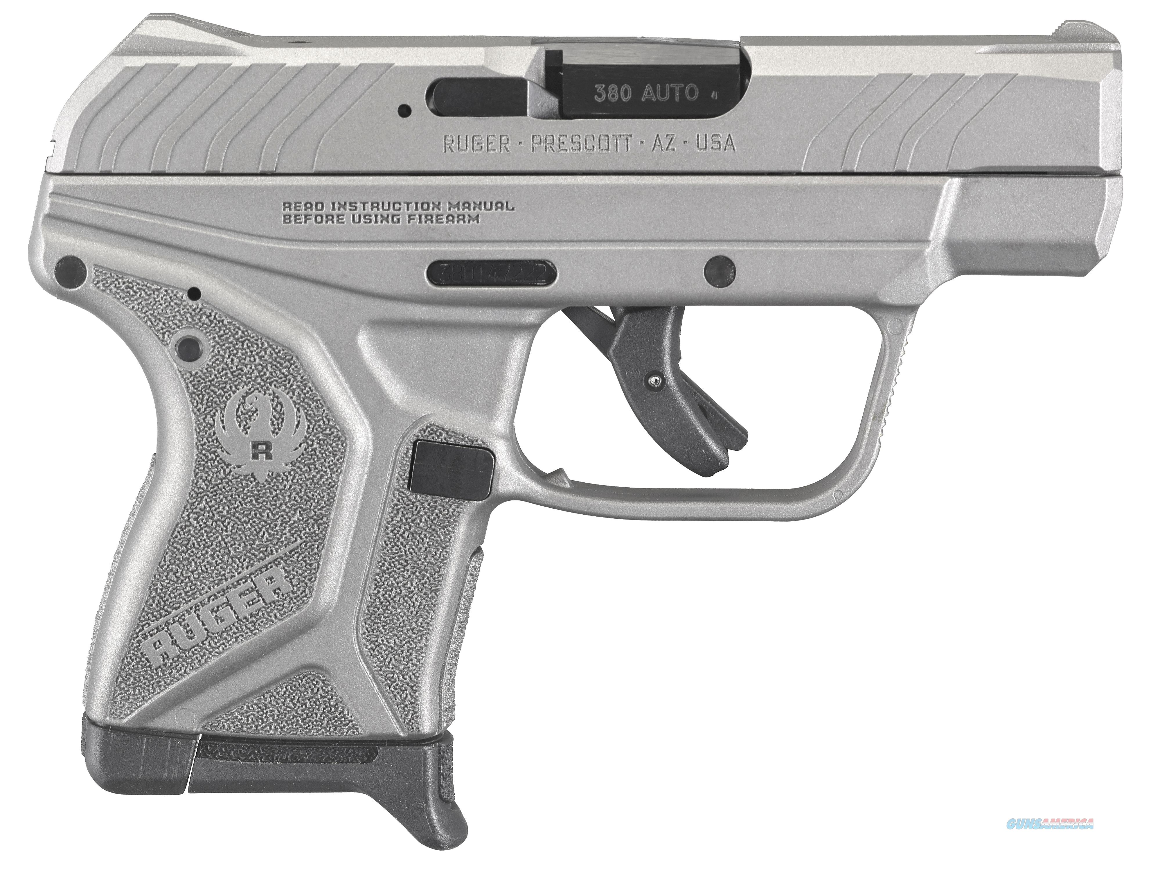 "Ruger 3759 LCP II Double 380 Automatic Colt Pistol (ACP) 2.75"" 6+1 FS Polymer Grip/Frame Savage  Guns > Pistols > R Misc Pistols"