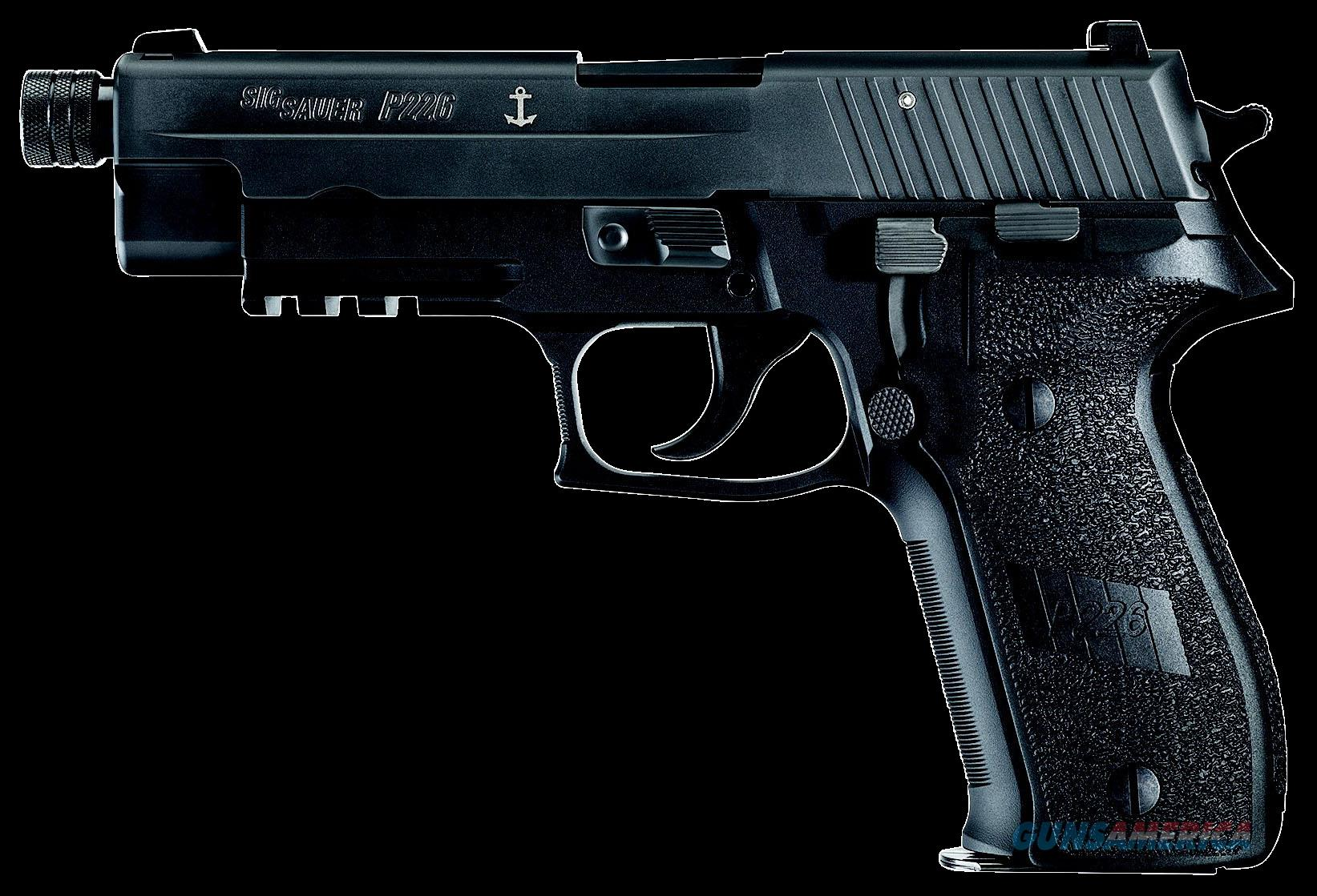 "Sig Sauer MK25TB10 P226 MK25 Single/Double 9mm 4.4"" TB 10+1 Black Polymer Grip Flat Dark Earth  Guns > Pistols > S Misc Pistols"