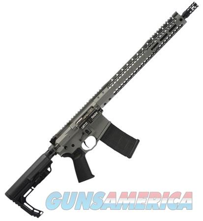 "Black Rain Recon Scout 223 Rem,5.56 NATO 16"" 30+1 Cold War Gray 6 Position MFT Minimalist Stock  Guns > Rifles > B Misc Rifles"