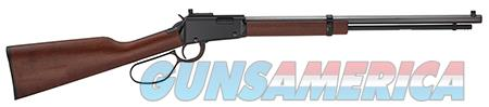 "Henry H001TRP Small Game Rifle  Lever 22 Short/Long/Long Rifle 20"" 16 LR/21 Short American Walnut  Guns > Rifles > Henry Rifles - Replica"