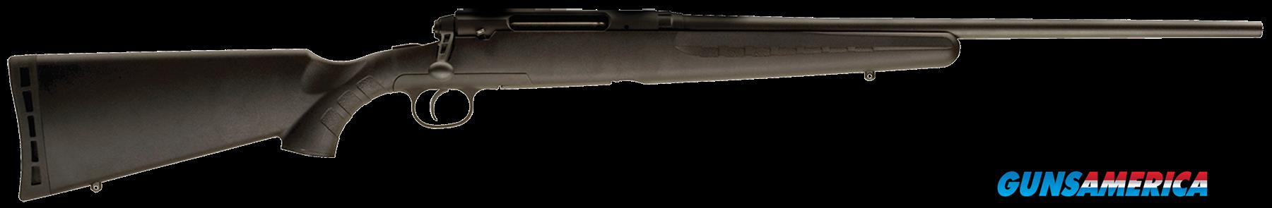 "Savage 19224 Axis Bolt 25-06 Remington 22"" 4+1 Synthetic Black Stk Blued  Guns > Rifles > S Misc Rifles"