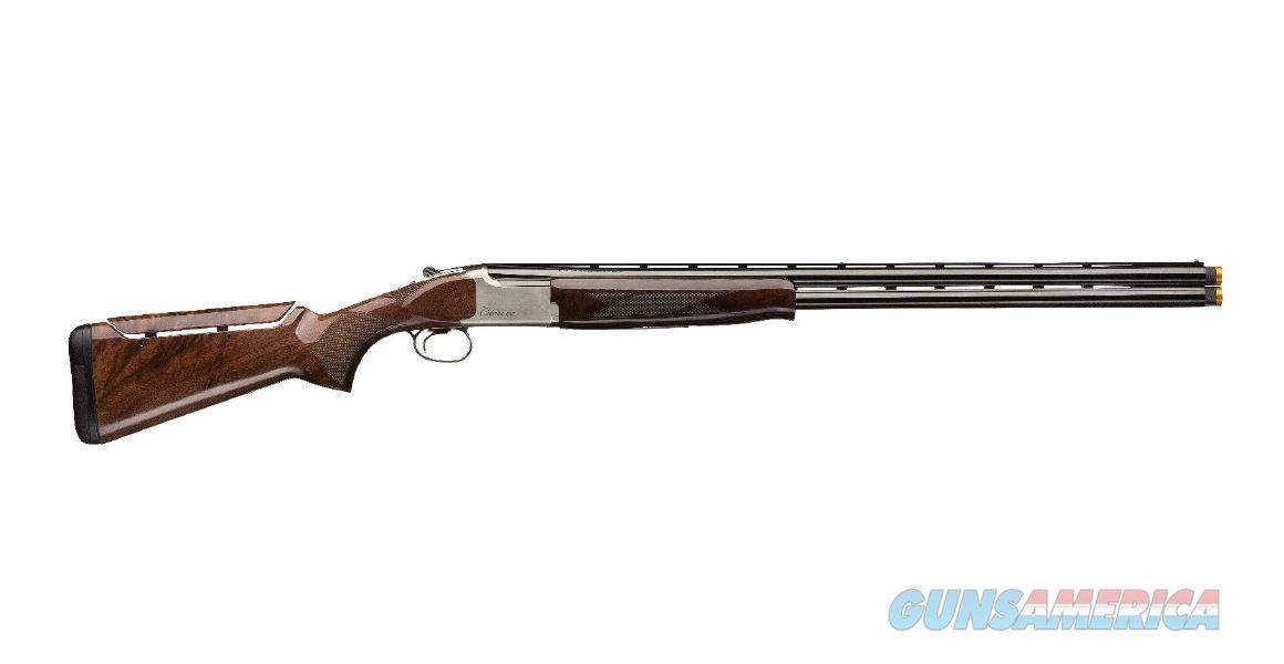 Browning CITORI CXS WHITE ADJ 12/28 3 BL/WD | ADJUSTABLE COMB  Guns > Shotguns > Browning Shotguns > Over Unders > Citori > Hunting