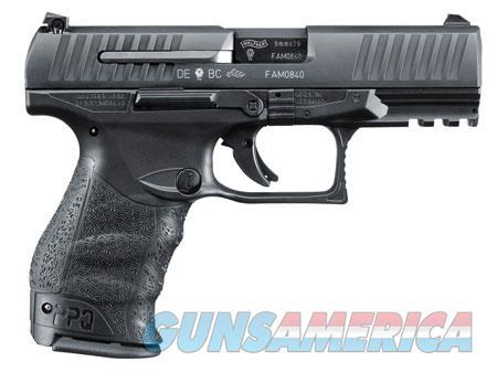 "Walther Arms 2807077 PPQ M2 45 ACP Double 4.25"" 10+1 Black Interchangeable Backstrap Grip Black  Guns > Pistols > W Misc Pistols"