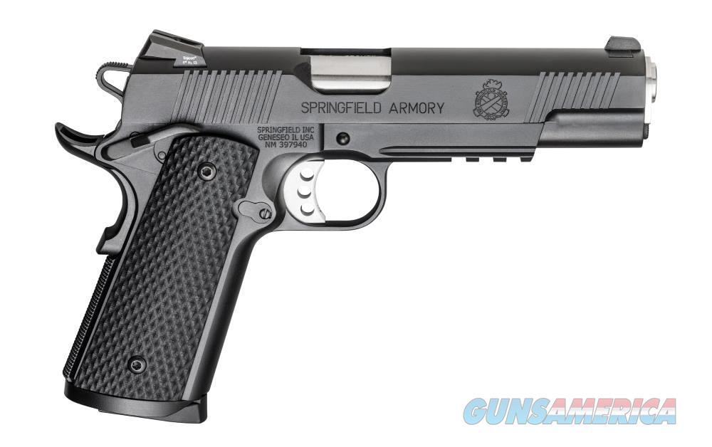 "Springfield Armory PX9105LL18 1911 Loaded Operator  45 Automatic Colt Pistol (ACP) Single 5"" 8+1  Guns > Pistols > S Misc Pistols"