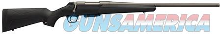 """Winchester Guns 535720255 XPR Compact Bolt 300 WSM 22"""" 3+1 Black Fixed Synthetic Stock Gray Steel  Guns > Rifles > Winchester Rifles - Modern Bolt/Auto/Single > Other Bolt Action"""