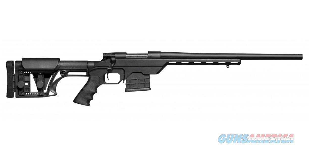 Weatherby VANGUARD MDLR 308 BLK 20 TB MODULAR CHASSIS THREADED BBL  Guns > Rifles > W Misc Rifles