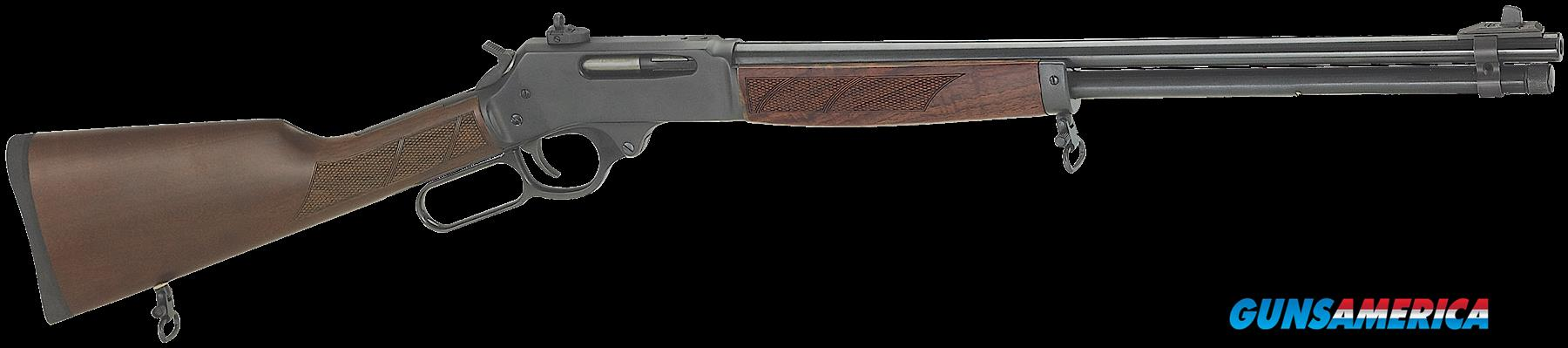 "Henry H009 30-30 Lever Action Lever 30-30 Winchester 20"" 5+1 American Walnut Stk Blued  Guns > Rifles > H Misc Rifles"