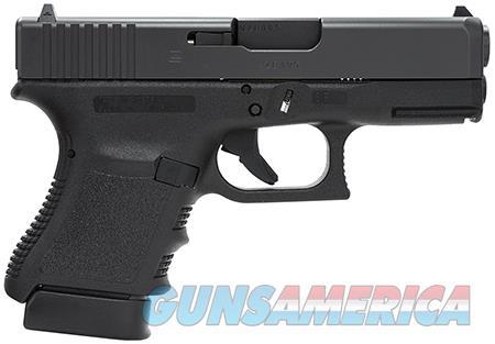 """Glock PF3050201 G30 Short Frame 45 ACP Double 3.77"""" 10+1 Black Polymer Grip/Frame Black Slide  Guns > Pistols > Glock Pistols > 29/30/36"""