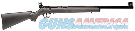"Savage 28900 Mark I FVT Bolt 22 Short/Long/Long Rifle 21"" 1 Black Fixed Synthetic Stock Blued Carbon  Guns > Rifles > Savage Rifles > Accutrigger Models > Sporting"