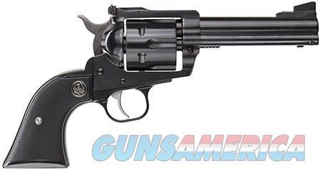 """Ruger 0306 Blackhawk Blued 357 Mag 4.625"""" 6 Round Black Rubber Grip Blued  Guns > Pistols > Ruger Single Action Revolvers > Blackhawk Type"""