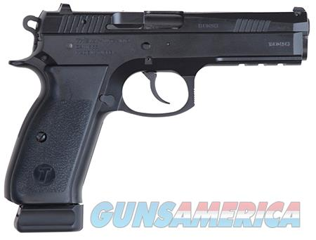"TriStar 85080 P-120 Steel Single/Double 9mm Luger 4.70"" 17+1 Black Polymer Grip Black Cerakote  Guns > Pistols > Tristar"