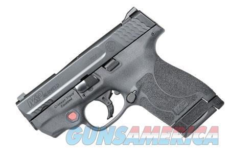 "Smith & Wesson 11674 M&P 40 Shield M2.0 Crimson Trace Laser 40 S&W Double 3.1"" 6+1/7+1 NMS Black  Guns > Pistols > Smith & Wesson Pistols - Autos > Shield"