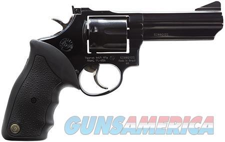 "Taurus 2660041 66 Standard  Revolver Single/Double 357 Magnum 4"" 7 Rd Black Rubber Grip Black Matte  Guns > Pistols > Taurus Pistols > Revolvers"