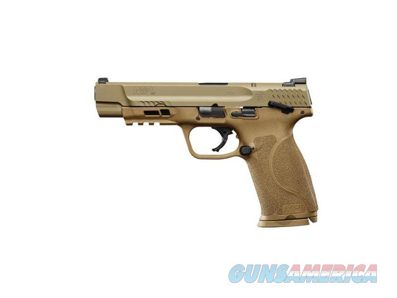 Smith and Wesson MP40 M2.0 FDE 15+1 5 SFTY 11595  THUMB SAFETY  Guns > Pistols > S Misc Pistols