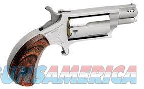 North American Arms MINI 22MAG REV 1-1/8 SS PRTD NAA-22MS-P | PORTED BARREL  Guns > Pistols > North American Arms Pistols