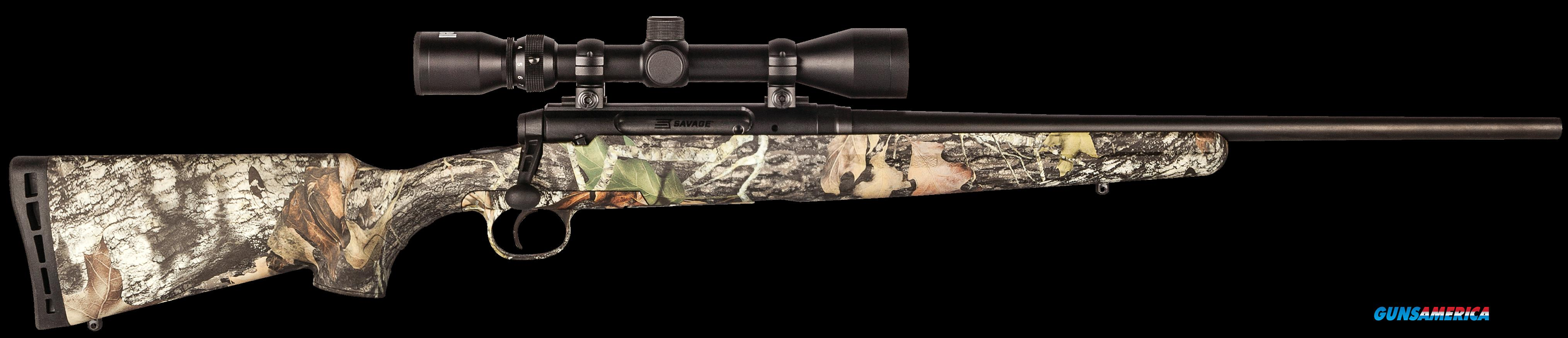"Savage 19972 Axis XP Compact Camo with Scope Bolt 223 Remington 20"" 4+1 Synthetic Realtree Xtra Stk  Guns > Rifles > S Misc Rifles"