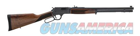 "Henry H012 Big Boy Steel  Lever 44 Mag/44 Spec 20"" 10+1 Checkered American Walnut Stk Blued  Guns > Rifles > Henry Rifles - Replica"