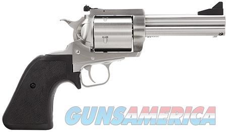 "Magnum Research BFR44MAG5 BFR Short Cylinder Single 44 Remington Magnum 5"" 5 Black Rubber Stainless  Guns > Pistols > Magnum Research Pistols"