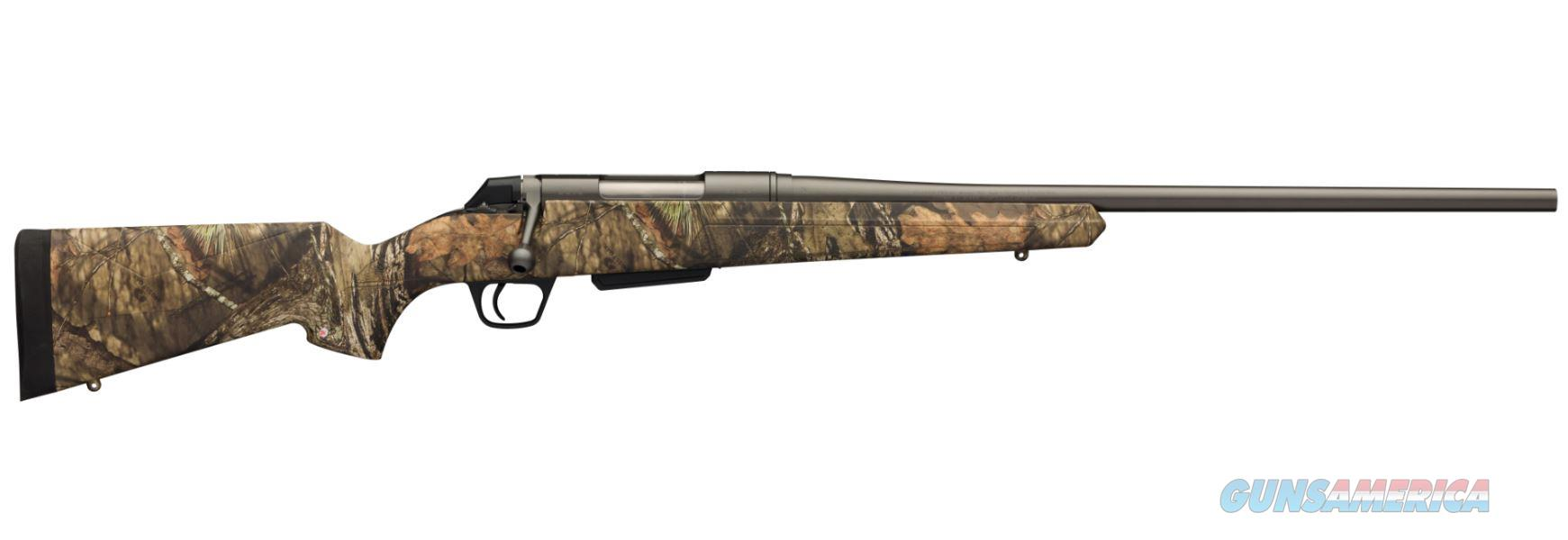 Winchester XPR HNTR CMPT 270WSM BL/MOBUC MOSSY OAK BREAK-UP COUNTRY  Guns > Rifles > W Misc Rifles