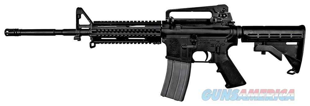 "Olympic Arms K3BM4A3TC K3B M4A3TC Carbine Semi-Automatic 223 Remington/5.56 NATO 16"" 30+1 6-Position  Guns > Rifles > O Misc Rifles"