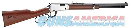 "Henry H001TMER Frontier Carbine Evil Roy  Lever 22 Winchester Magnum Rimfire (WMR) 17"" 9+1 American  Guns > Rifles > Henry Rifles - Replica"
