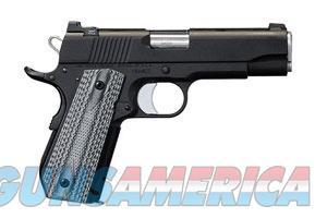 CZ-USA DW V-BOB 45ACP BLK SS 8+1 NS   Guns > Pistols > Dan Wesson Pistols/Revolvers > 1911 Style