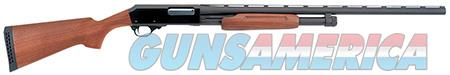 "H&R NP1228 Pardner Pump 12 Gauge 28"" 3"" Walnut Stk Blued  Guns > Rifles > Harrington & Richardson Rifles"