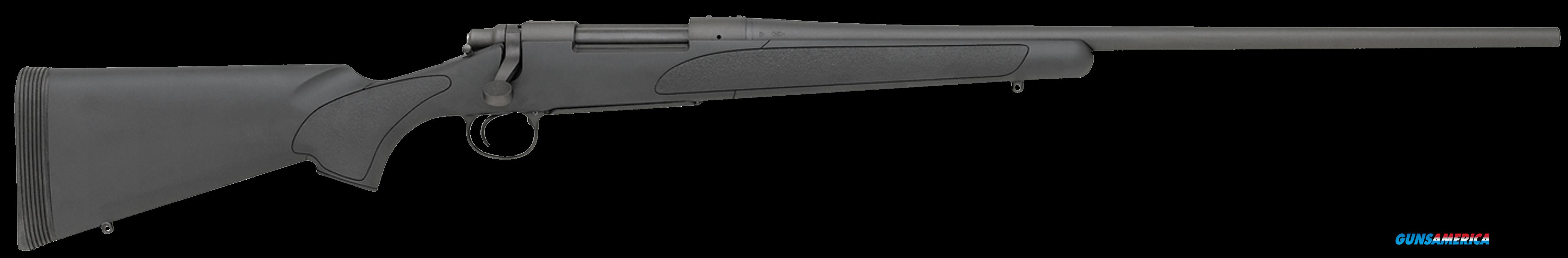 "Remington Firearms 84148 700 SPS Bolt 6.5 Creedmoor 24"" 4+1 Synthetic Black/Gray Stk Blued  Guns > Rifles > R Misc Rifles"