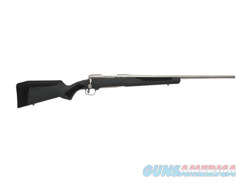 """Savage 57052 10/110 Storm Bolt 270 Winchester 22"""" 4+1 AccuFit Gray Stk Stainless Steel  Guns > Rifles > S Misc Rifles"""