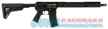 "Black Rain BROSPEC15SSP Spec15 SOCOM Plus Semi-Automatic 223 Rem/5.56NATO 16"" 30+1 Black Adjustable  Guns > Rifles > B Misc Rifles"