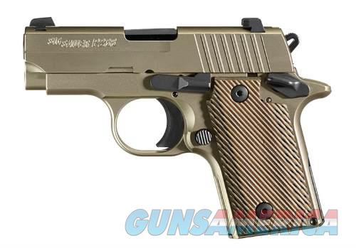 SIG SAUER P238 380ACP NICKEL/STAINLESS 238-380-NI PVD NICKEL COATED  Guns > Pistols > Sig - Sauer/Sigarms Pistols > P238