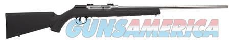 "Savage 47216 A22 FSS Bolt 22 LR 22"" 10+1 Black Fixed Synthetic Stock Stainless Steel Receiver  Guns > Rifles > S Misc Rifles"