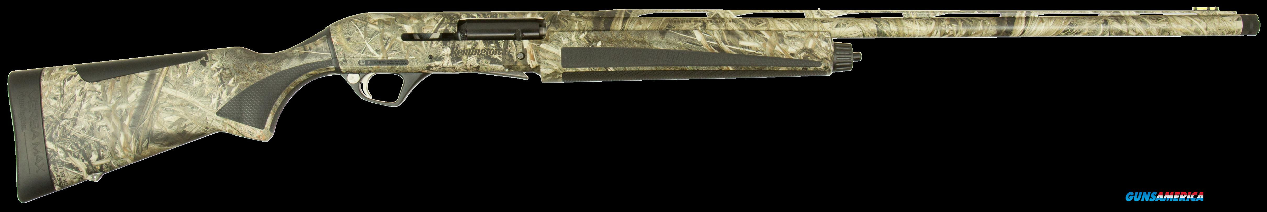 "Remington Firearms 83506 Versa Max Waterfowl Semi-Automatic 12 Gauge 28"" 3.5"" Mossy Oak Duck Blind  Guns > Shotguns > R Misc Shotguns"