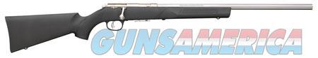 """Marlin 70831 XT-22MVSR  Bolt 22 WMR 22"""" 4+1/7+1 Black Fixed Synthetic Stock Stainless Steel Receiver  Guns > Rifles > Marlin Rifles > Modern > Bolt/Pump"""