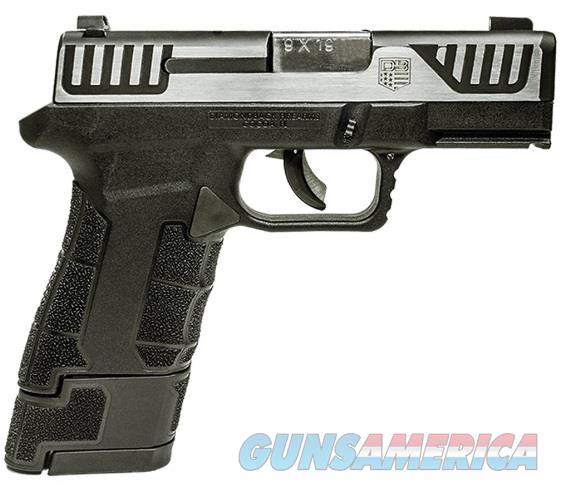 "Diamondback DBAM29SL DBAM29 Sub-Compact Double 9mm Luger 3.5"" 15+1/10+1 Black Polymer Grip/Frame  Guns > Pistols > D Misc Pistols"