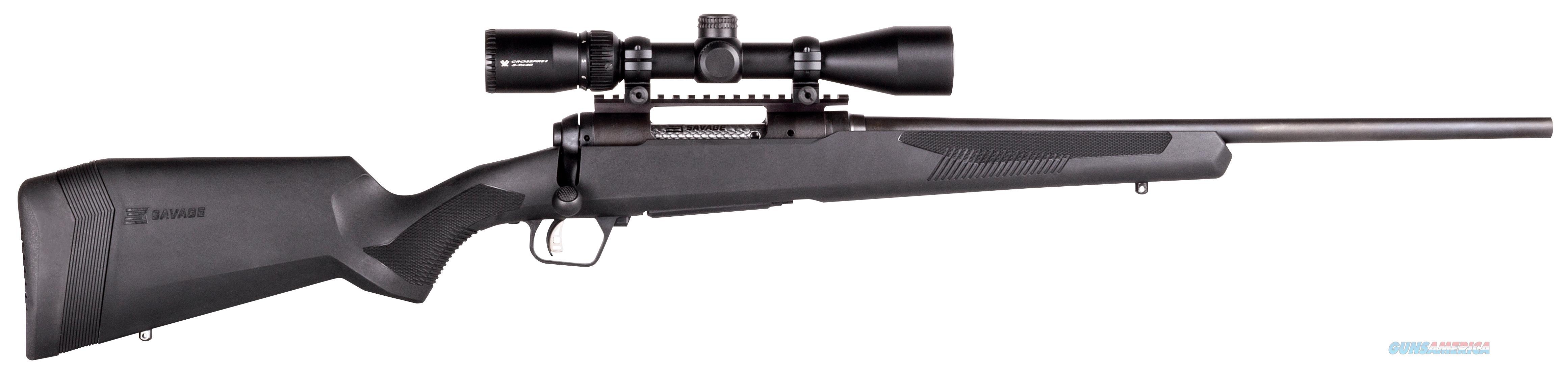"Savage 57311 10/110 Apex Hunter XP  Bolt 6.5x284 Norma 24"" 3+1 Synthetic Black Stk Black  Guns > Rifles > S Misc Rifles"