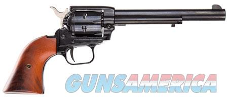 """Heritage Mfg RR22MB6BXHOL Rough Rider Small Bore 22 LR 6.5"""" 6 Round Cocobolo Grip Blued  Guns > Pistols > Heritage"""