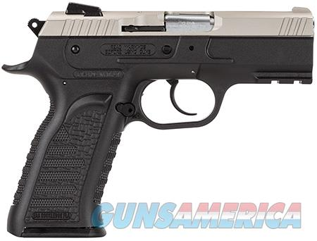 """EAA 600245 Witness P Carry 45 ACP 3.60"""" 10+1 Black Stainless Steel Black Synthetic Grip  Guns > Pistols > EAA Pistols > Other"""