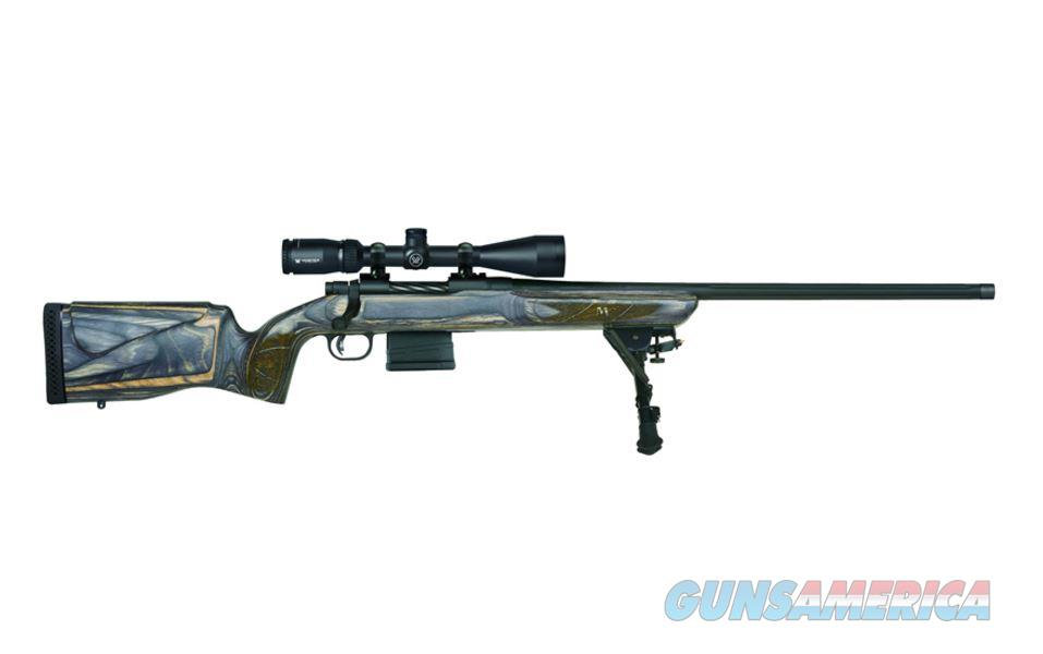 Mossberg MVP VARM 7.62MM LAM 24 SCOPE VORTEX CROSSFIRE II 4-12X44MM  Guns > Rifles > MN Misc Rifles
