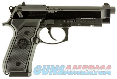 "Beretta USA J90A1M9A1F19 M9 22LR Single/Double 22 Long Rifle (LR) 4.9"" 15+1 Black Aluminum Grip  Guns > Pistols > B Misc Pistols"