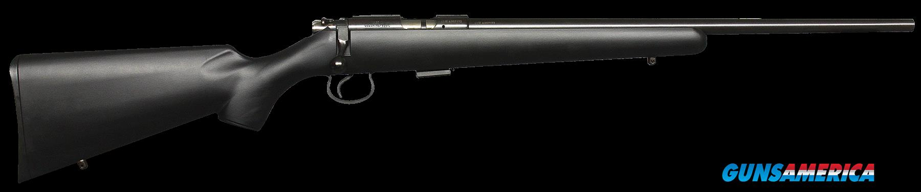 "CZ 02112 CZ 455 American Synthetic Bolt 22 LR 20.5"" 5+1 Synthetic Black Stk Stainless  Guns > Rifles > C Misc Rifles"