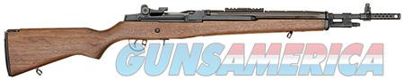 "Springfield Armory AA9122 M1A Scout Squad 308 Win,7.62 NATO 18"" 10+1 Black Parkerized Walnut  Guns > Rifles > Springfield Armory Rifles > M1A/M14"