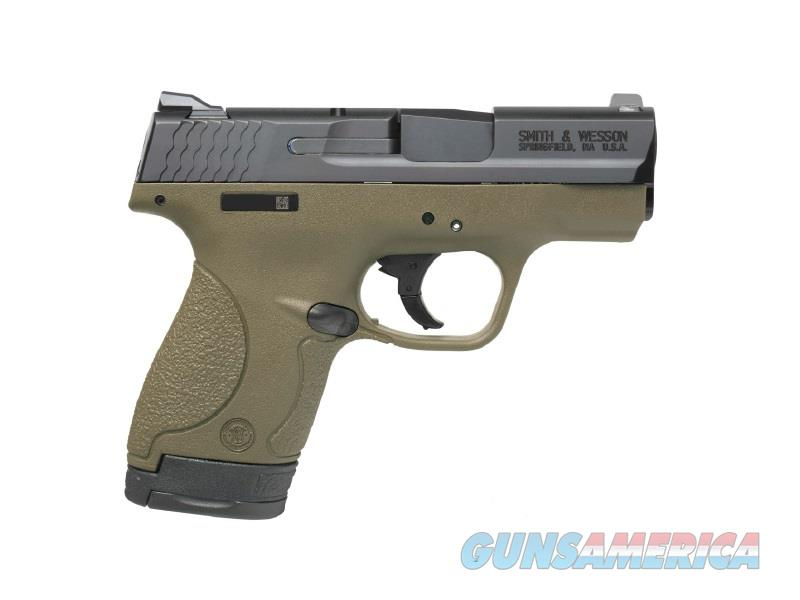 "Smith & Wesson 10180 M&P 40 Shield Double 40 Smith & Wesson (S&W) 3.1"" 6+1/7+1 Flat Dark Earth  Guns > Pistols > S Misc Pistols"