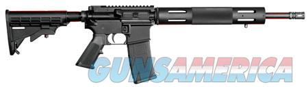 "Bushmaster 91053 XM-15  Semi-Automatic 300 AAC Blackout 16"" 30+1 Black 6-Position Collapsible  Guns > Rifles > Bushmaster Rifles > Complete Rifles"