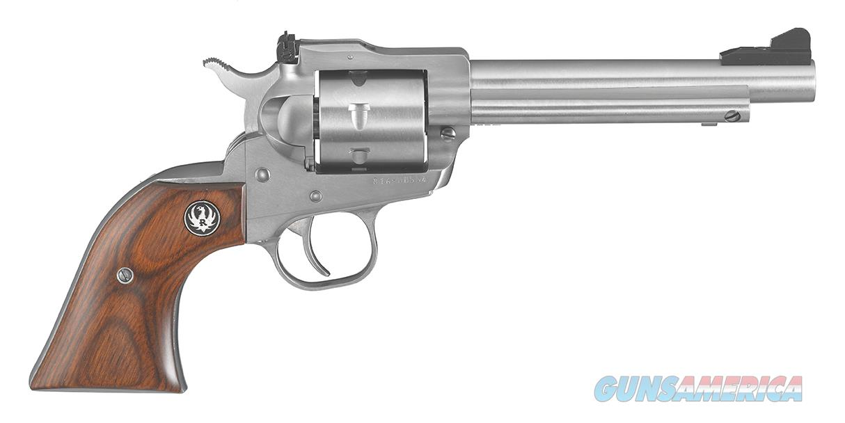 Ruger SINGLE SEVEN 327FED 5-1/2 SS 8160 7 SHOT/ADJ SGTS/WOOD GRIP  Guns > Pistols > Ruger Single Action Revolvers > Single Six Type