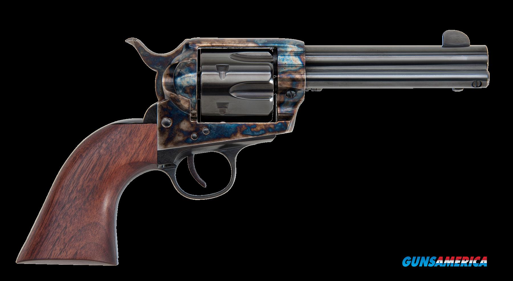 "Traditions SAT73002 1873 Single Action Revolver Frontier 45 Long Colt 4.75""  Guns > Pistols > TU Misc Pistols"