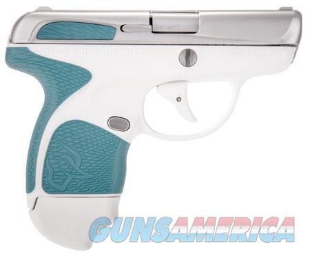 "Taurus 1007039310 Spectrum  380 Automatic Colt Pistol Double 2.8"" 6+1/7+1 White Polymer Frame Laguna  Guns > Pistols > Taurus Pistols > Semi Auto Pistols > Polymer Frame"