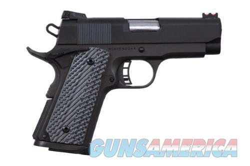 Rock Island Armory M1911-A1 CS TACTICAL II 45ACP COMPACT | FULLY PARKERIZED  Guns > Pistols > Armscor Pistols > Rock Island